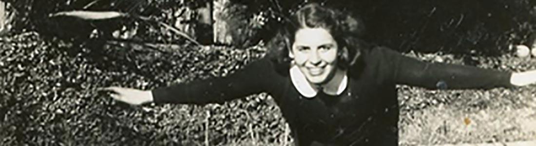 Aluna em 1941
