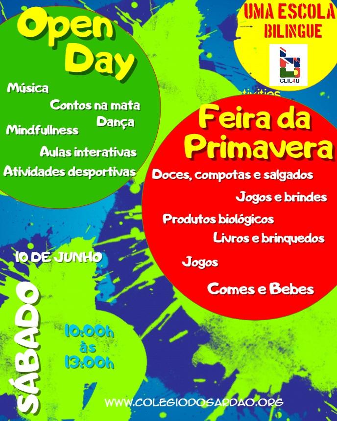 Poster Feira